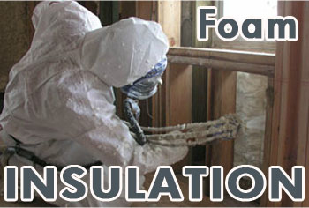 foam insulation in SC